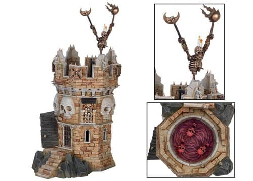 Набор Башня Погребального Звона (Deathknell Watch) - фото 20956