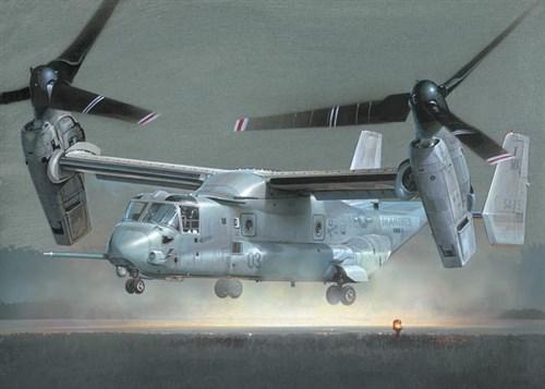 V-22 Osprey - фото 20981