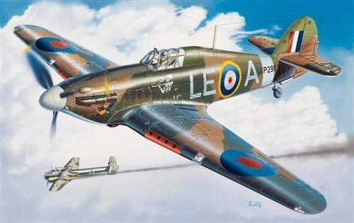 Самолет  Hurricane Mk.I - фото 20983