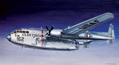 Самолет  C-119G FLYING BOXCAR (1:72) - фото 20988