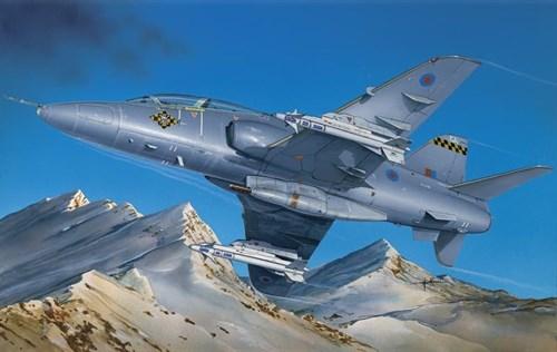 Самолет  HAWK T. Mk.1 (1:48) - фото 20993
