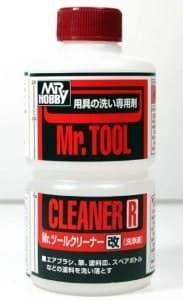 Разбавитель 250мл для очистки инструмента - фото 21001