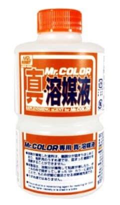 Разбавитель 250мл для восстановления свойств краски - фото 21003