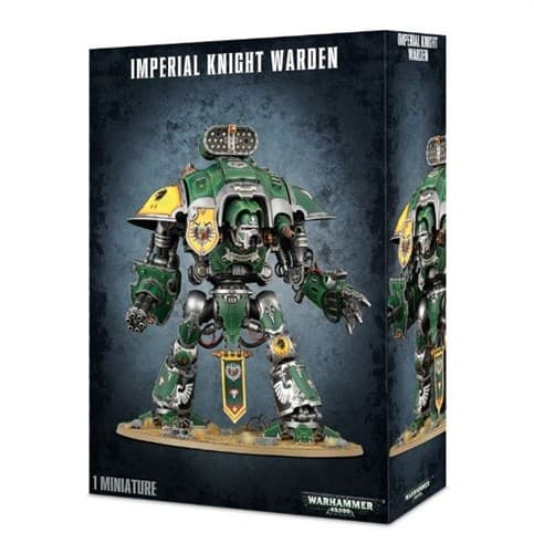 Imperial Knight Warden - фото 21074
