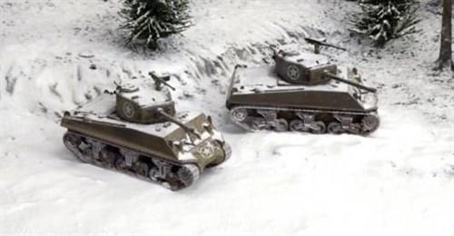 Танк  M4A3 76mm (1:72) - фото 21215