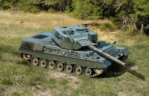 Танк  Leopard 1 A3/A4 - фото 21266