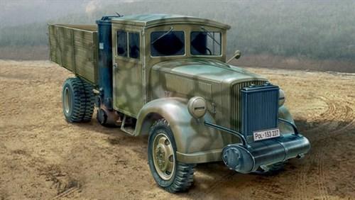 Автомобиль  Medium 3 ton. Truck- COAL ENGINE (1:35) - фото 21296