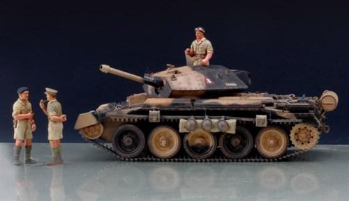 Танк  CRUSADER III (1:35) - фото 21339