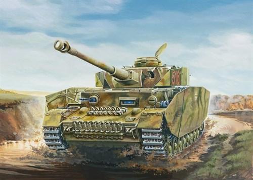 Танк  Sd.Kfz. 161/2 PzKpfw.  IV Ausf. H (1:35) - фото 21362