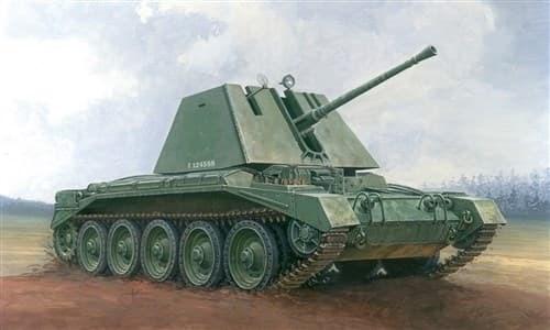Танк  CRUSADER III AA MK.I (1:35) - фото 21448