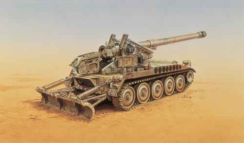 САУ  M110A2 (1:35) - фото 21458