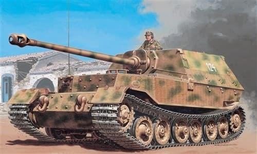 САУ  Sd.Kfz.184 PanzerJaeger Elefant (1:35) - фото 21487