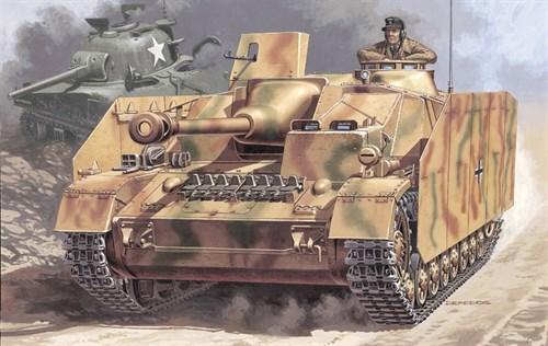 САУ  Sd.Kfz.167 STURMGESCHUTZ   IV (1:35) - фото 21499