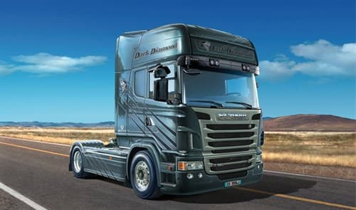 Автомобиль  Scania R620 V8 New R Series (1:24) - фото 21634