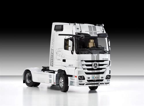 ГРУЗОВИК MERCEDES BENZ ACTROS MP3 Black - фото 21681