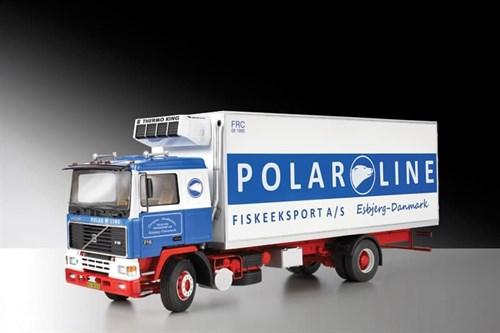 Автомобиль  Volvo F-16 Reefer Truck - фото 21706