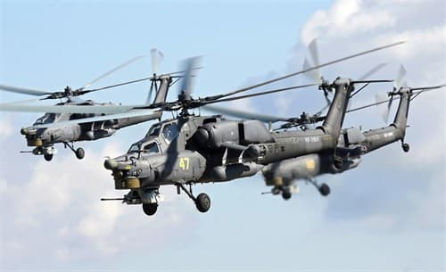 Вертолет Ми-28 (1:72) - фото 22060