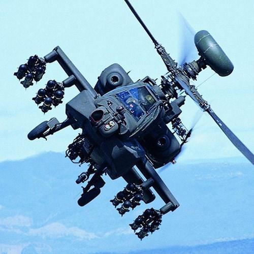 """Вертолет АН-64А """"Апач"""" (1:48) - фото 22077"""