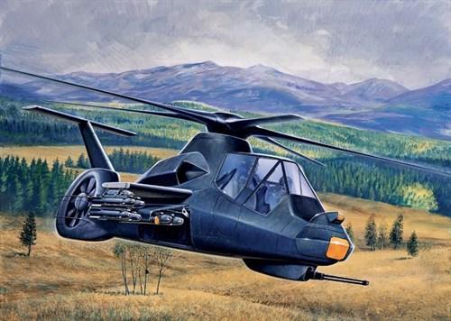 Вертолет  RAH-66  COMANCHE (1:72) - фото 22127