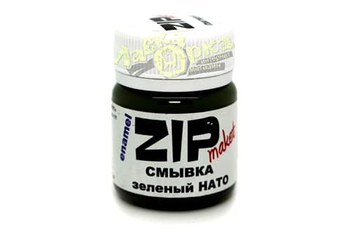Смывка Zip Maket Зеленый НАТО 12208