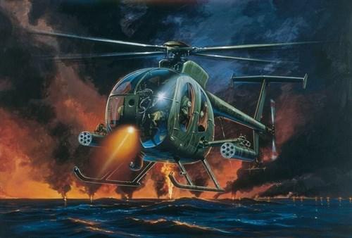 Вертолет AH-64 NIGHT FOX - фото 22296