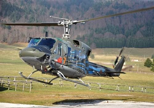 Вертолет  Ab 212/Uh-1n (1:72) - фото 22351