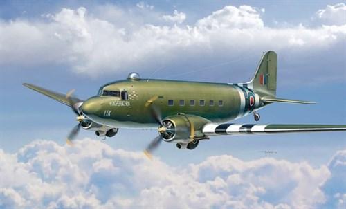 Самолет  DAKOTA Mk.III (1:72) - фото 22399
