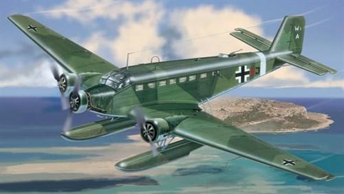 Самолет  Ju 52/3m Floatplane (1:72) - фото 22414