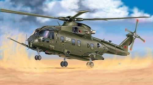 Вертолет  MERLIN HC.3 (1:72) - фото 22475