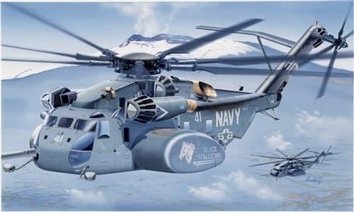 Вертолет  Mh-53 E Sea Dragon (1:72) - фото 22488