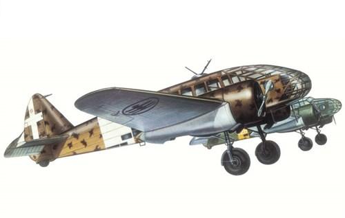 Самолет Caproni Ca.311 - фото 22531