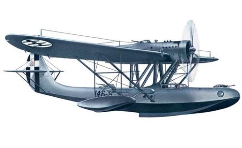 Самолет  Cant Z 501 - фото 22536