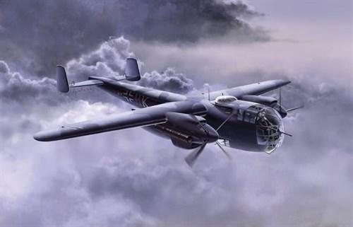 Самолет DO-217 M-1 (Premium ed) - фото 22674