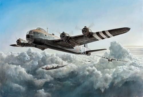 Самолет  Stirling Mk.IV Glider-Tug (1:72) - фото 22862
