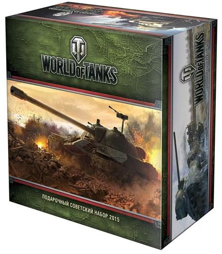 World of Tanks. Подарочный Советский Набор (4-е рус. изд.) - фото 22954