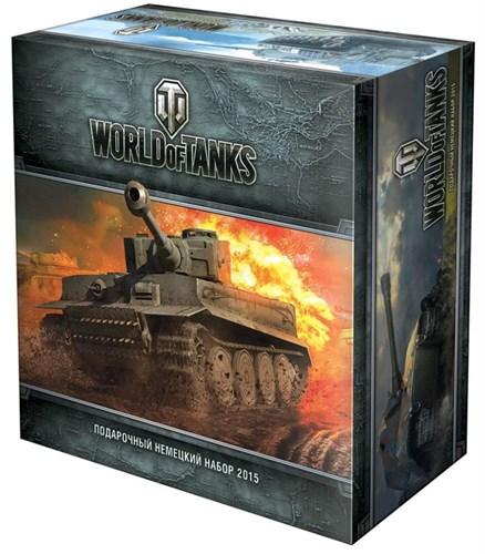 World of Tanks. Подарочный Немецкий Набор (4-е рус. изд.) - фото 22963