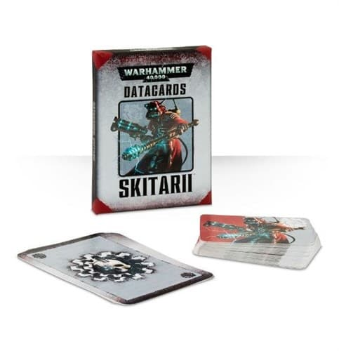 Datacards: Skitarii (English) - фото 23002
