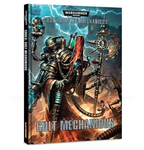 Codex: Cult Mechanicus (English) - фото 23330