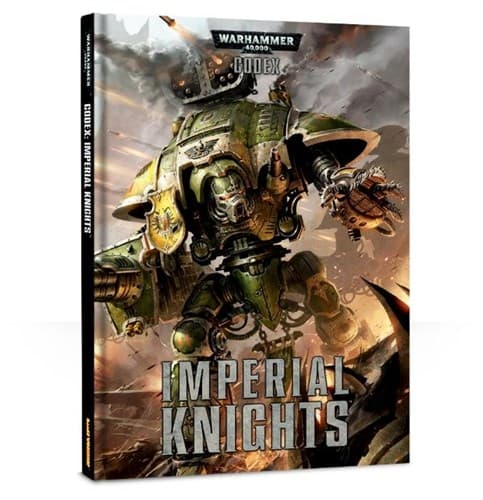 Codex: Imperial Knights (English) - фото 23357