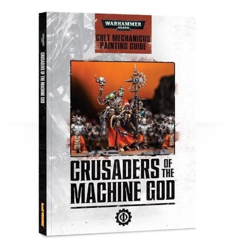 Crusaders Of The Machine God - фото 23358