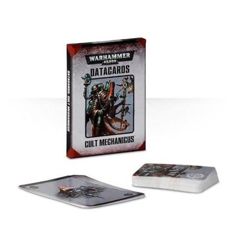Datacards: Cult Mechanicus (English) - фото 23370