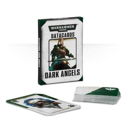 Datacards: Dark Angels (English) - фото 23371