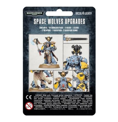 Space Wolves Upgrades - фото 23388