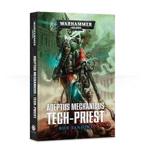 Adeptus Mechanicus: Tech-Priest (H/BACK) - фото 23392