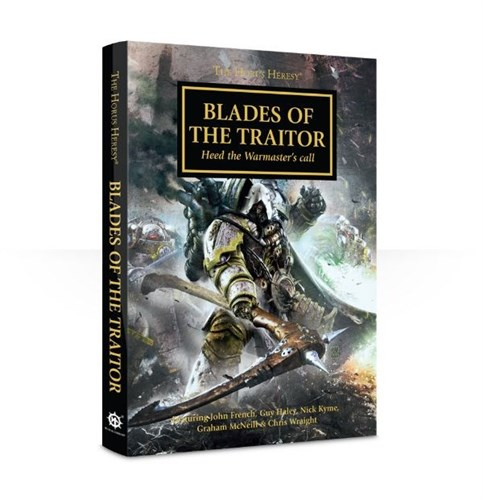 Horus Heresy: Blades Of The Traitor Hb - фото 23397