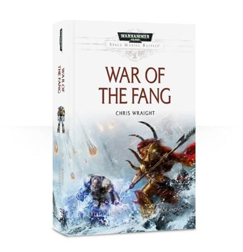 Smb: War Of The Fang (HARDBACK) - фото 23403