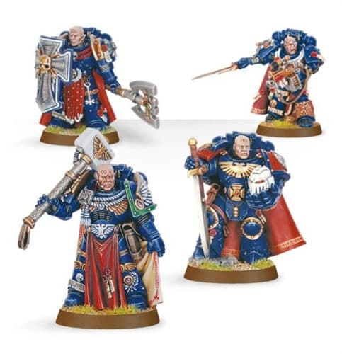 Space Marine Masters of the Chapter - фото 23434