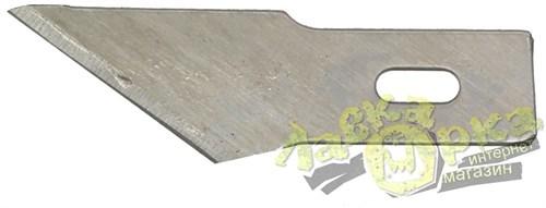 Набор лезвий к ножу,  0,6 х 9 х 38 мм, 6 шт./уп. - фото 23556
