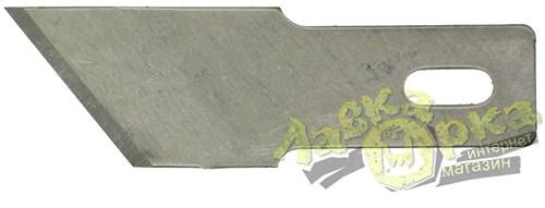 Набор лезвий к ножу,  0,6 х 9 х 38 мм, 6 шт./уп. - фото 23558