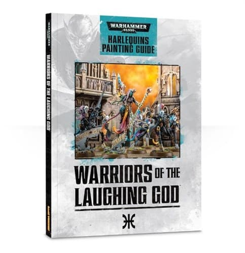 Warriors of The Laughing God: Harlequins Painting Guide - фото 23574